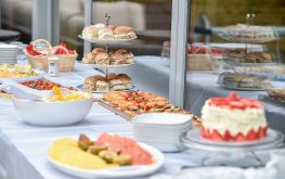 Handmade catering covering all dietary requirements, a unique meeting space in wiltshire